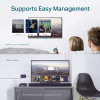 TP-Link TL-SG108E - Switch Gigabit 8 ports web manageable