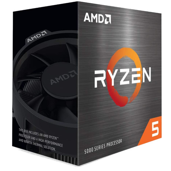 AMD Ryzen 5 5600X  3.7 GHz version Wraith Stealth